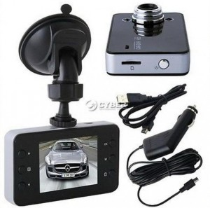 K6000 Car DVR Camera Video Recorder