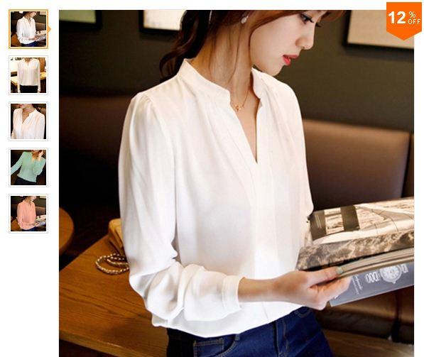 Алиэкспресс - особенности покупки женской блузки