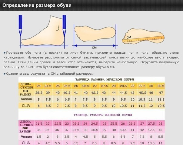 21 размер обуви на алиэкспресс