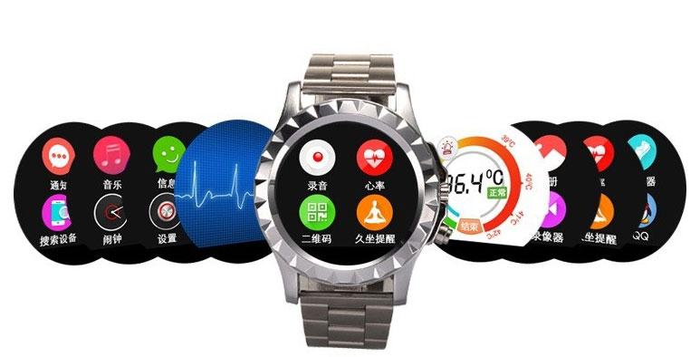 Смарт часы на сайте Алиэкспресс