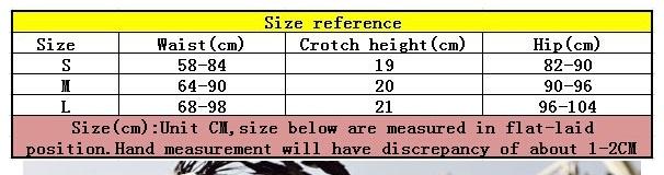 размеры белья
